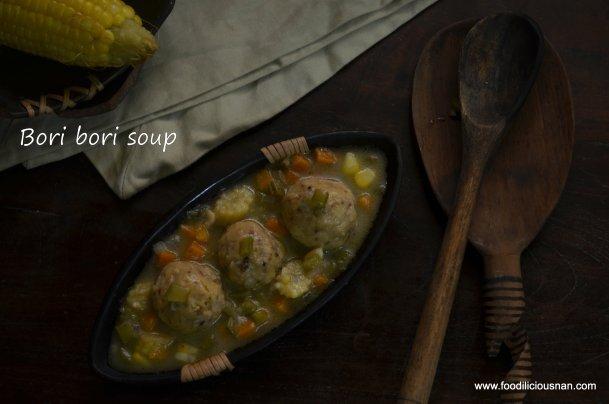 Bori Bori Soup – from Paraguay