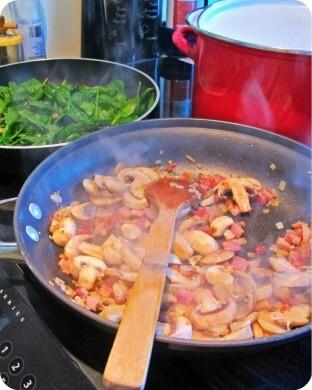 gnocchi mushroom cream sauce jamie oliver