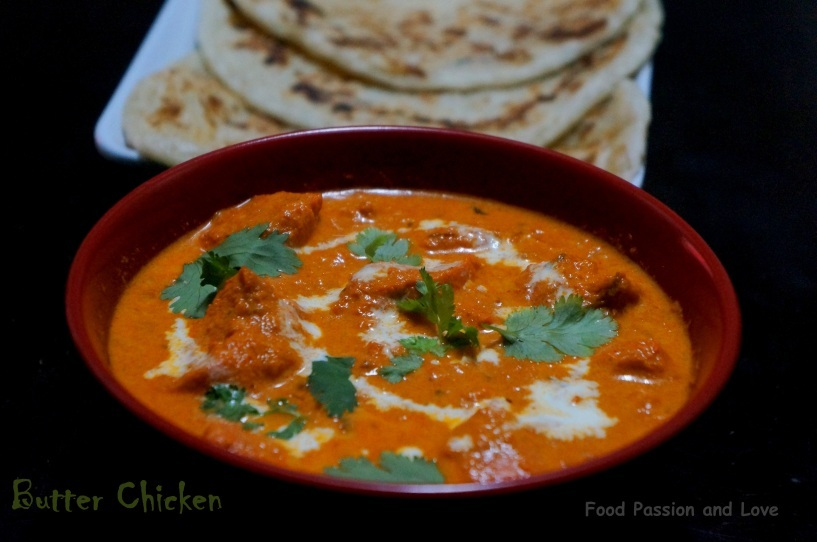 Butter Chicken/Murgh Makhani(Restaurant Style)