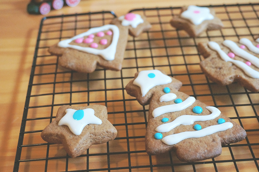 biscoito natalino de mel e gengibre biscoito natalino de mel