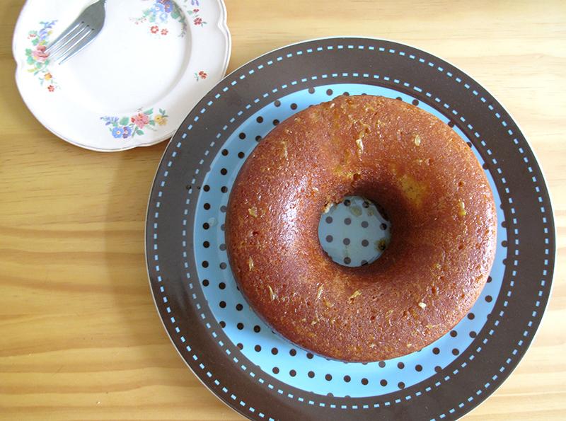 calda branquinha de laranja para bolo