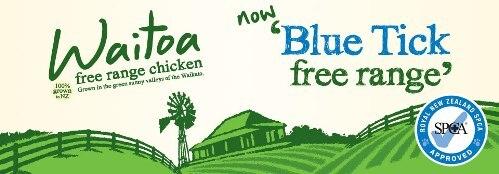 Waitoa Peri Peri Roast Chicken