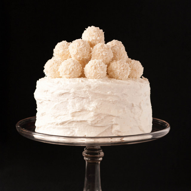 Recipe: Coconut Layer Cake