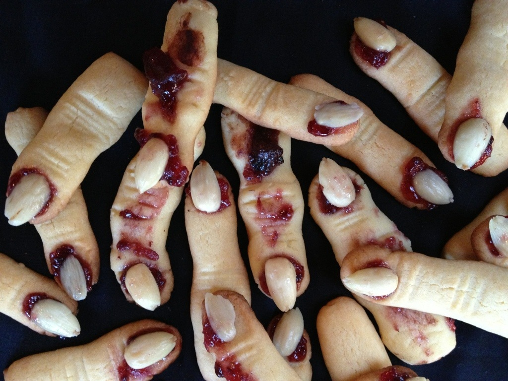 Finger Food (Happy Halloween!)