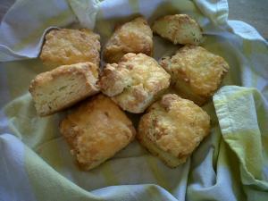 Easy gluten-free scones
