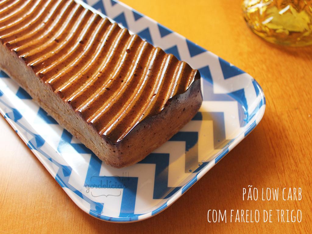 pão e bolo sem carboidratos