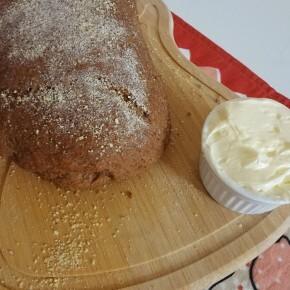 Pão Australiano + Manteiga Cremosa
