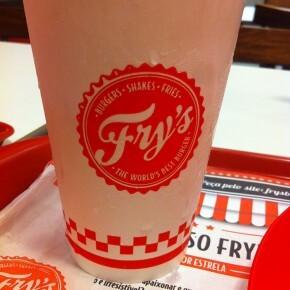 Gordelícias Indica: Fry's