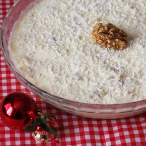 sobremesa gostosa com creme de leite leite de coco e leite condensado