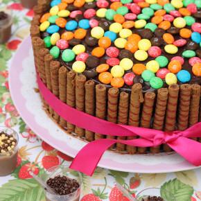massa de bolo de aniversario