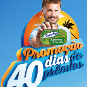 [PUBLI] Promoção 40 dias de prêmios Coqueiro