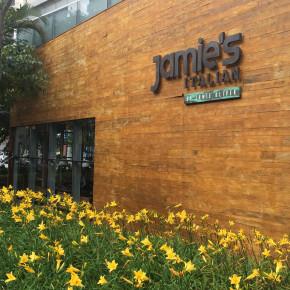 Um passeio pelo Jamie's Italian em São Paulo