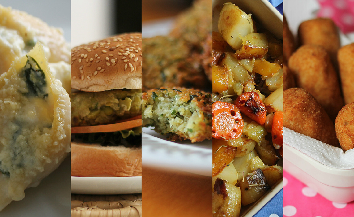 30 receitas vegetarianas fáceis e incríveis