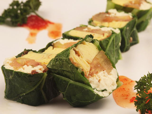 Vegamaki: o rodízio vegetariano e vegano do Lapamaki