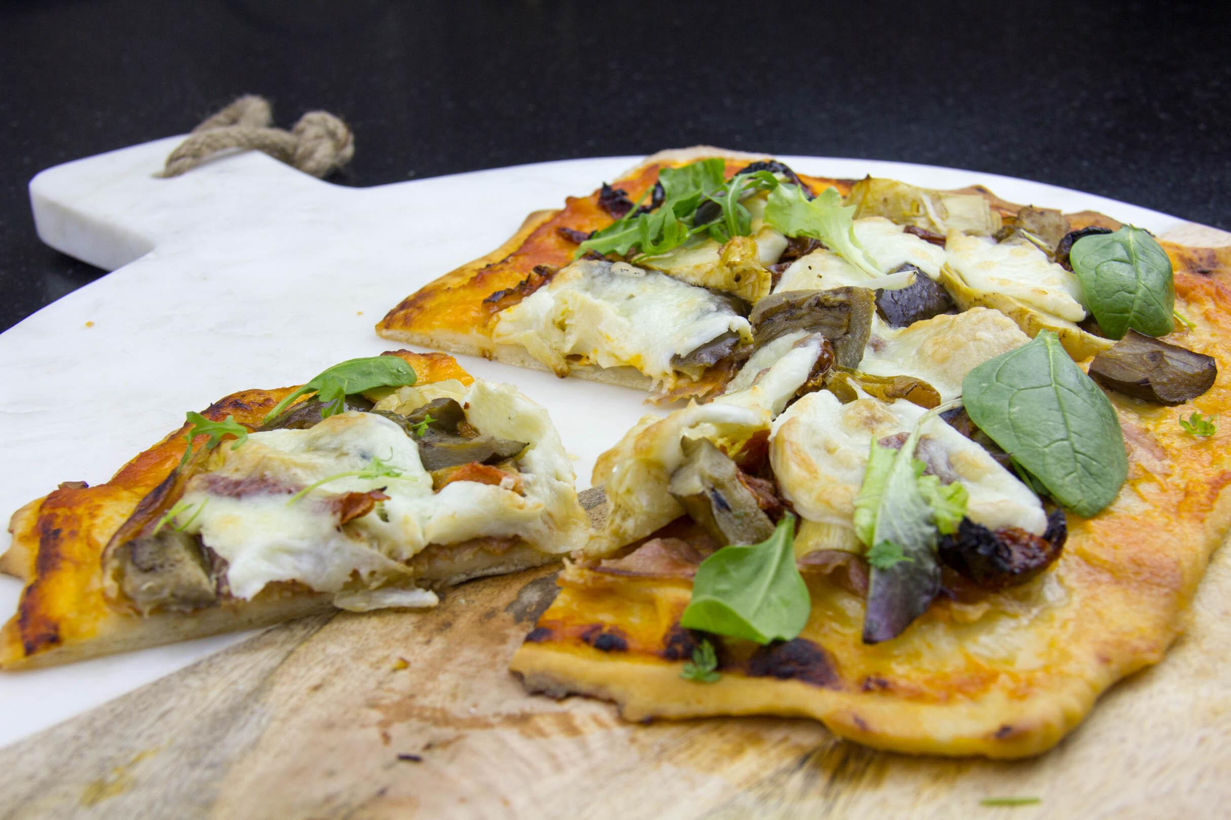 Comment réussir une excellente (pâte à) pizza maison