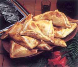 La receta Olímpica: Empanada chilena
