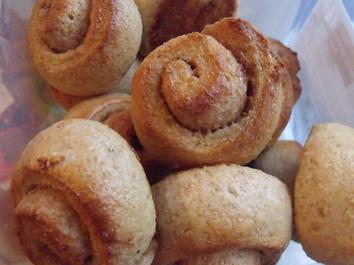 Cinnamon rolls, roulés à la cannelle (inspiration Ikea)