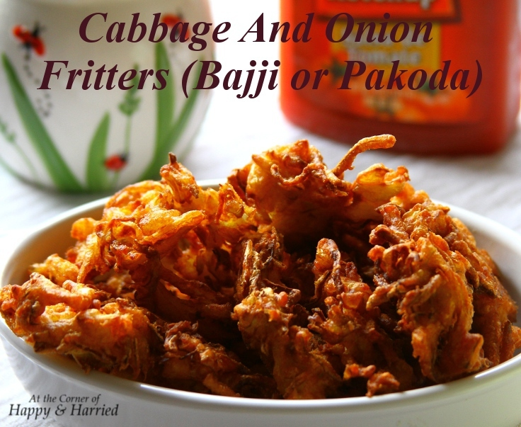 how to prepare cauliflower pakoda