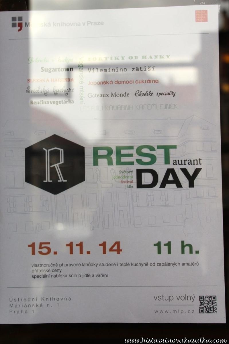 Velmi vydařený Restaurant Day v Městské knihovně