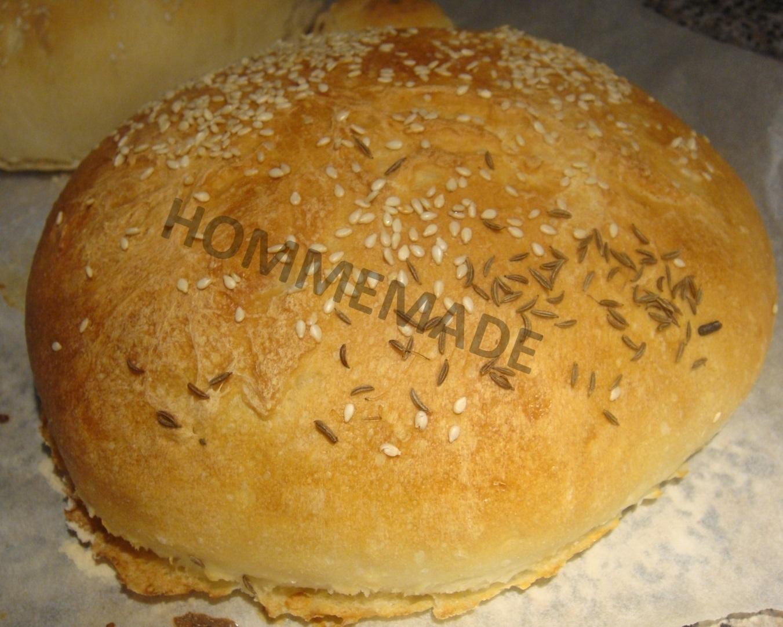 Απλη συνταγη για ψωμι