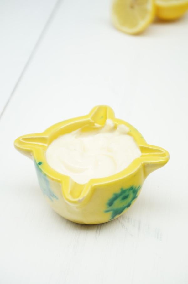mayonesa vegetariana