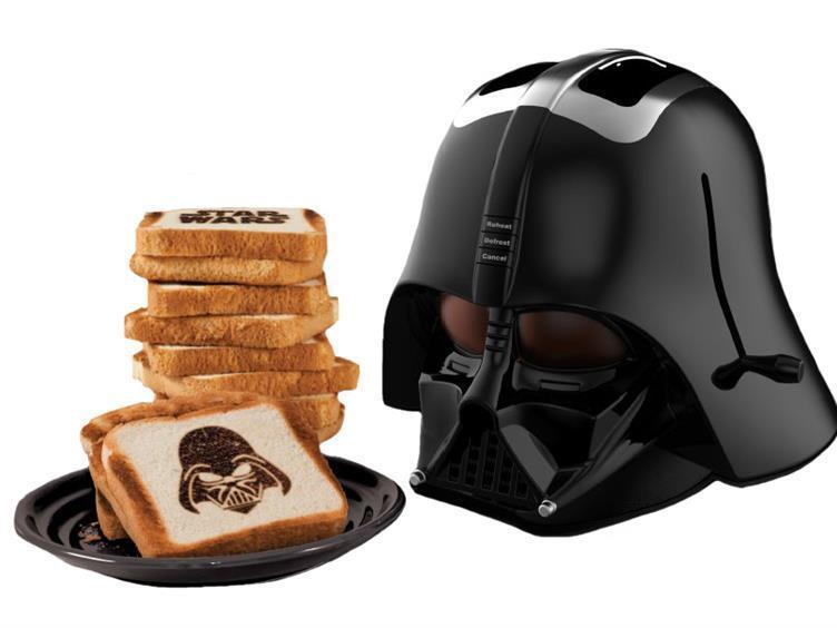 20 Complementos de cocina para regalar a un fanático de Star Wars