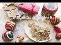Galletas de jengibre para Navidad
