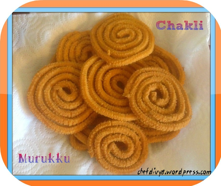Easy Murukku Recipe-Chakli-Diwali Recipes