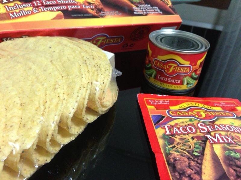 molho guacamole para tacos mexicanos