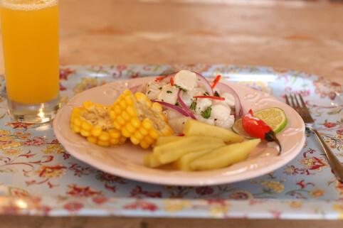 Comida Peruana –  Ceviche