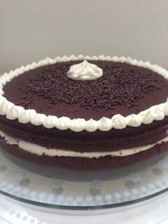 Kinder Délice maison / Gâteau au chocolat à la mousse de lait