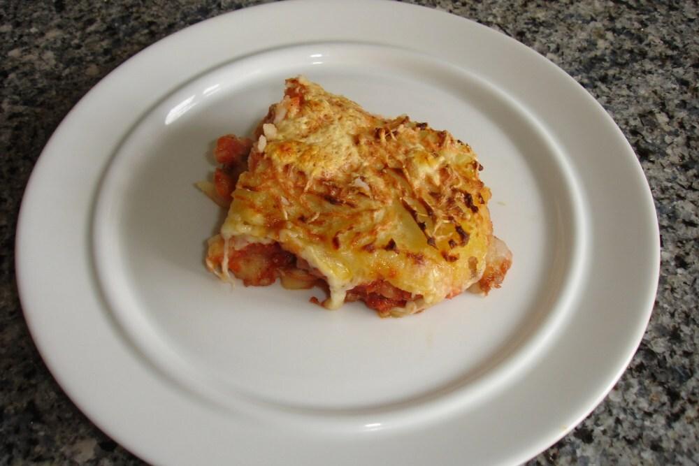Pastís de patata