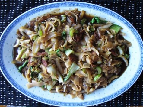 Chicken Chow Fun