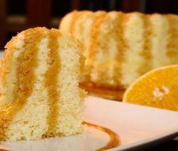 bolo de iogurte sem oleo e com laranja