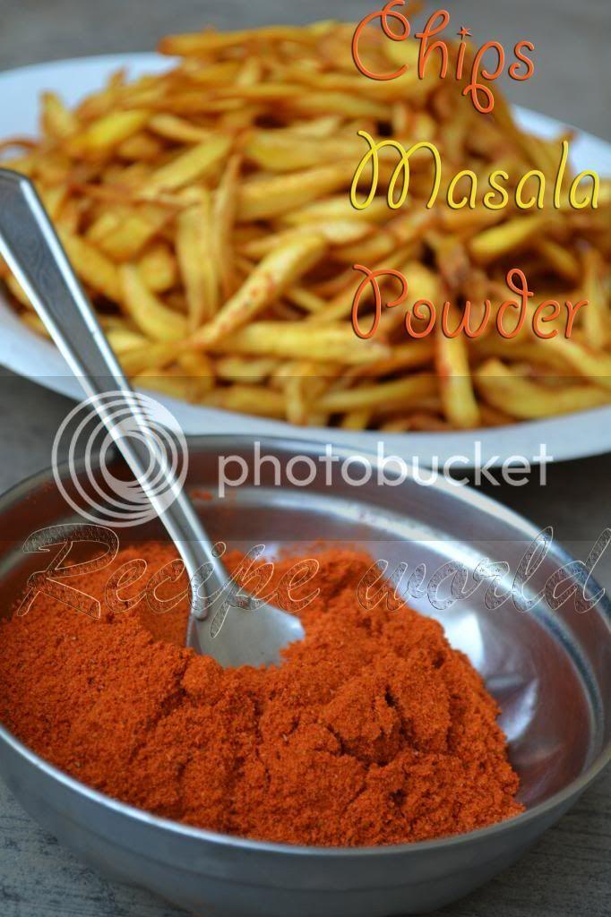 Masala Powder for Chips / ಚಿಪ್ಸ್ ಮಸಾಲಾ