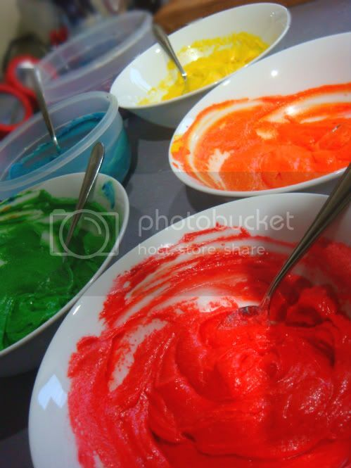 easy rainbow cake nz