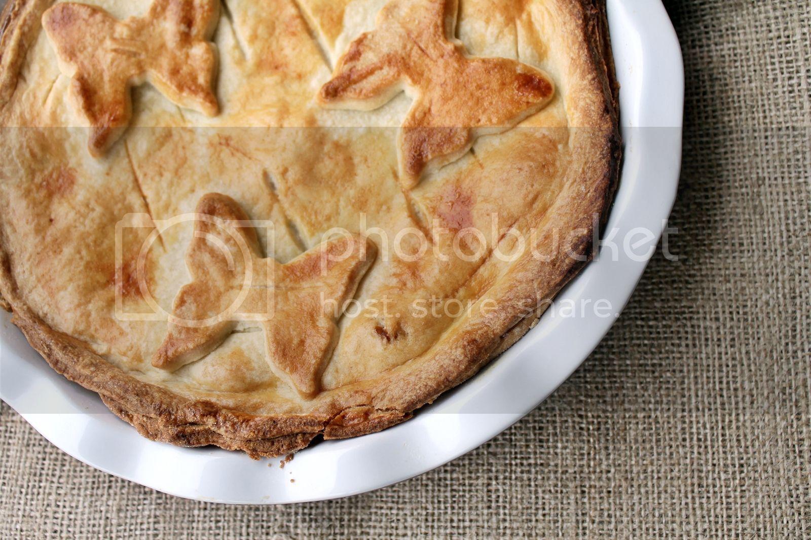 Saftiger Apple Pie