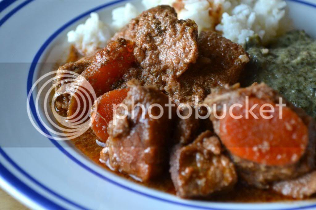 Trini Stewed Pork
