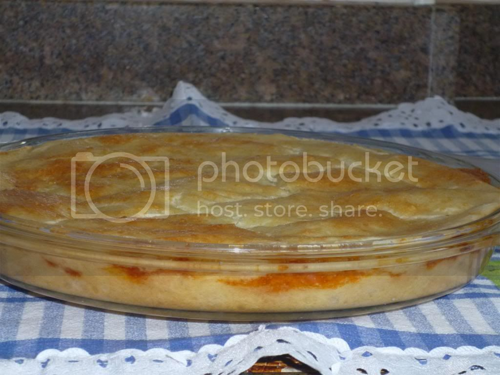 TORTA DE CREME DE AIPIM COM CAMARÃO (TIPO ESCONDIDINHO) E SORTEIO MOCOCA
