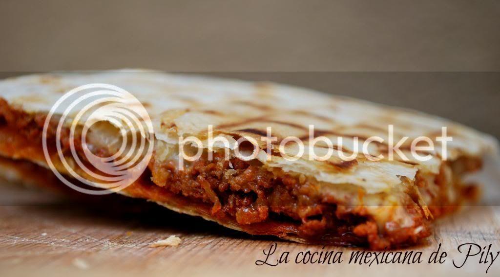 Chorizo casero, gringas y ¡Hoy no cocines!