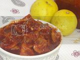 lemon pickle with jaggery
