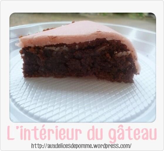 Gâteau Barbapapa pour les 4 ans de Giulia