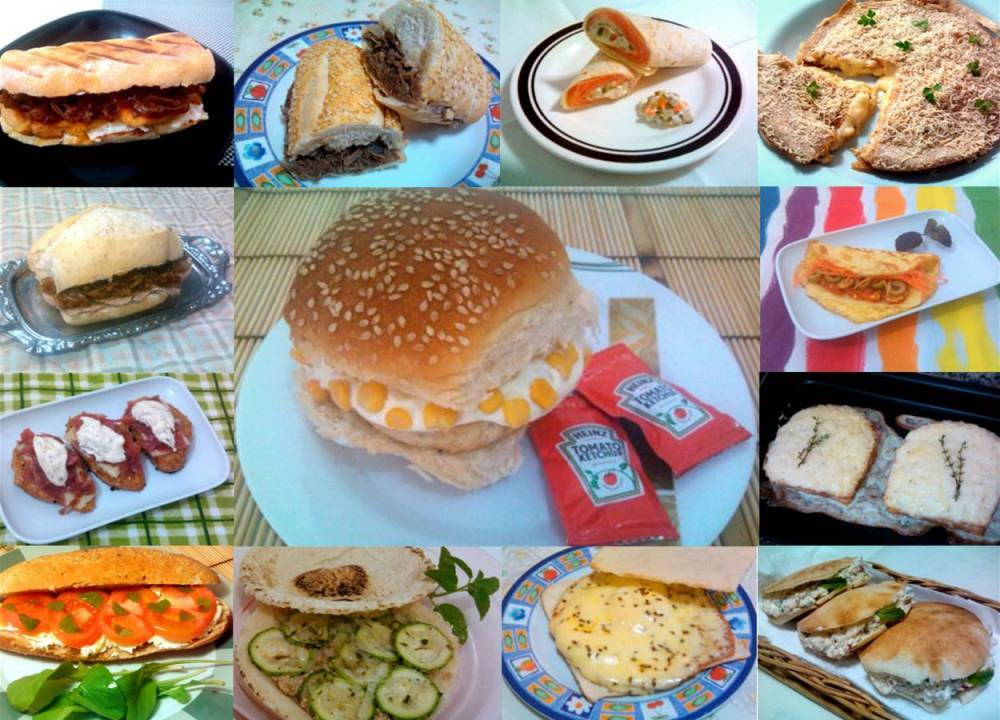 Especial Semana do Sanduíche
