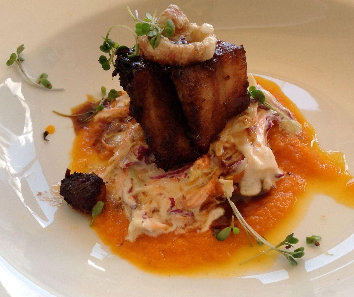 Tasting menus and tasty views at Clos Malverne