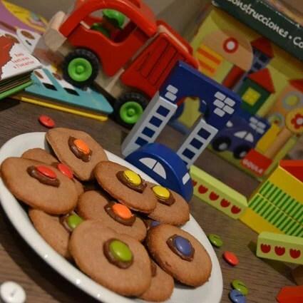galetes per fer amb nens