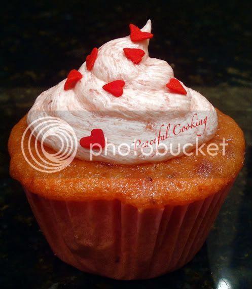Elvie's Berry Best Cupcake