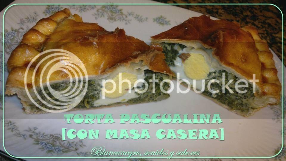 Torta Pascualina [Con masa casera]