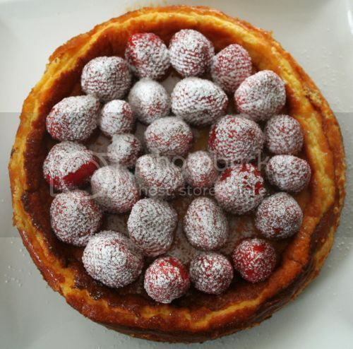 New York Cheesecake - Gluten Free