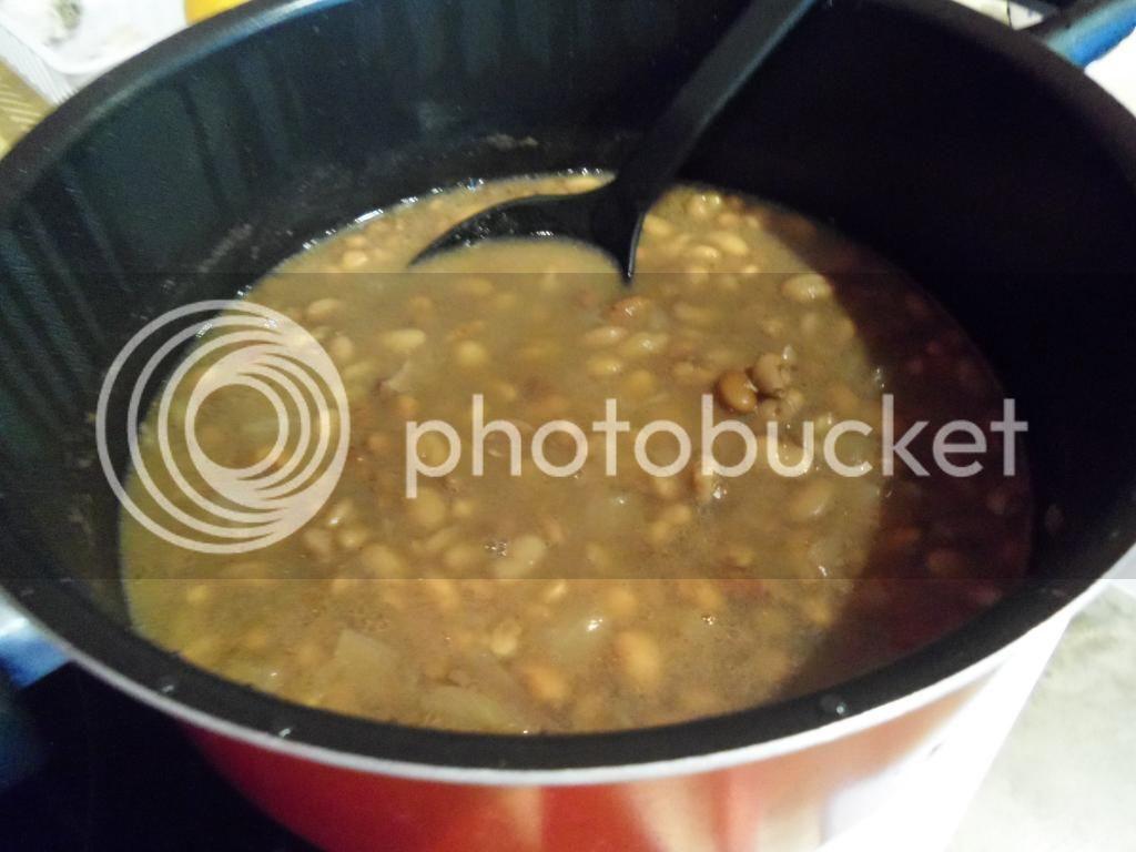 Desculpem-me as pessoas que estão com calor: hoje é sopa!