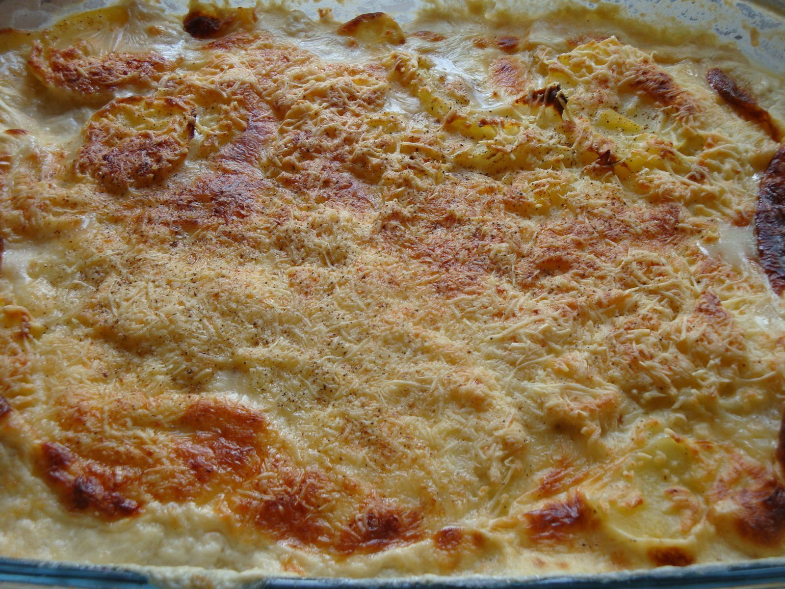 Gratin dauphinois..weightwatchers.